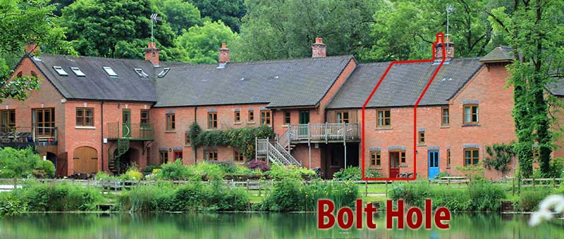 Bolt Hole Self Catering Cottage