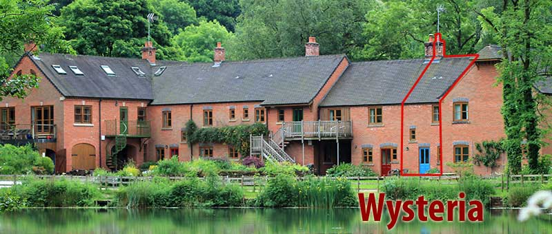 Wysteria Self Catering Cottage