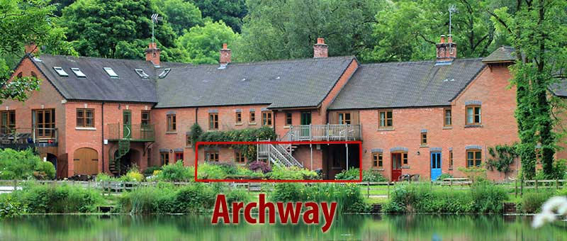 Archway Self Catering Cottage