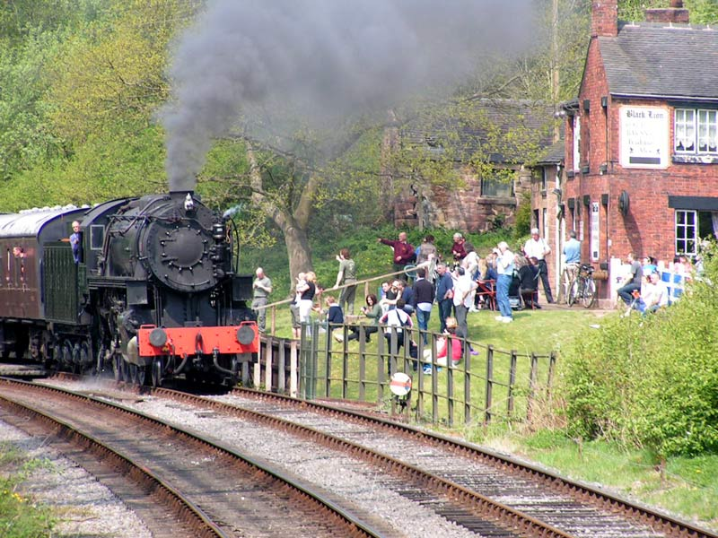 Churnet Valley Steam Railway